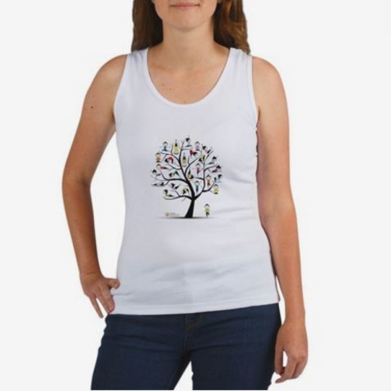 white shirt yoga 5